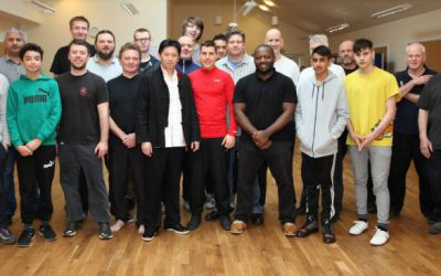Wing Chun class group photo