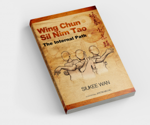 Wing Chun Sil Nim Tao by Siukee Wan Book Cover