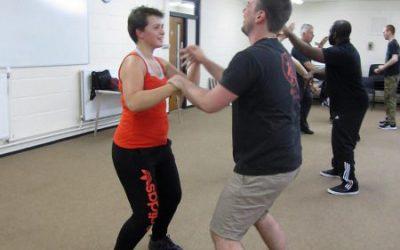 female self defence classes