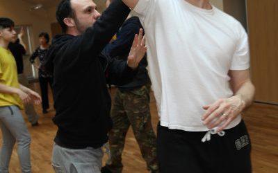 Shaolin Ancestors Wing Chun Class Guildford